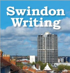 Front cover of the book Swindon Writing