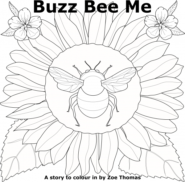 Picture of the front cover of Buzz Bee Me