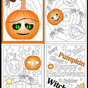 Happy Pumpkins – free download